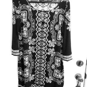 White House Black Market Dress size L